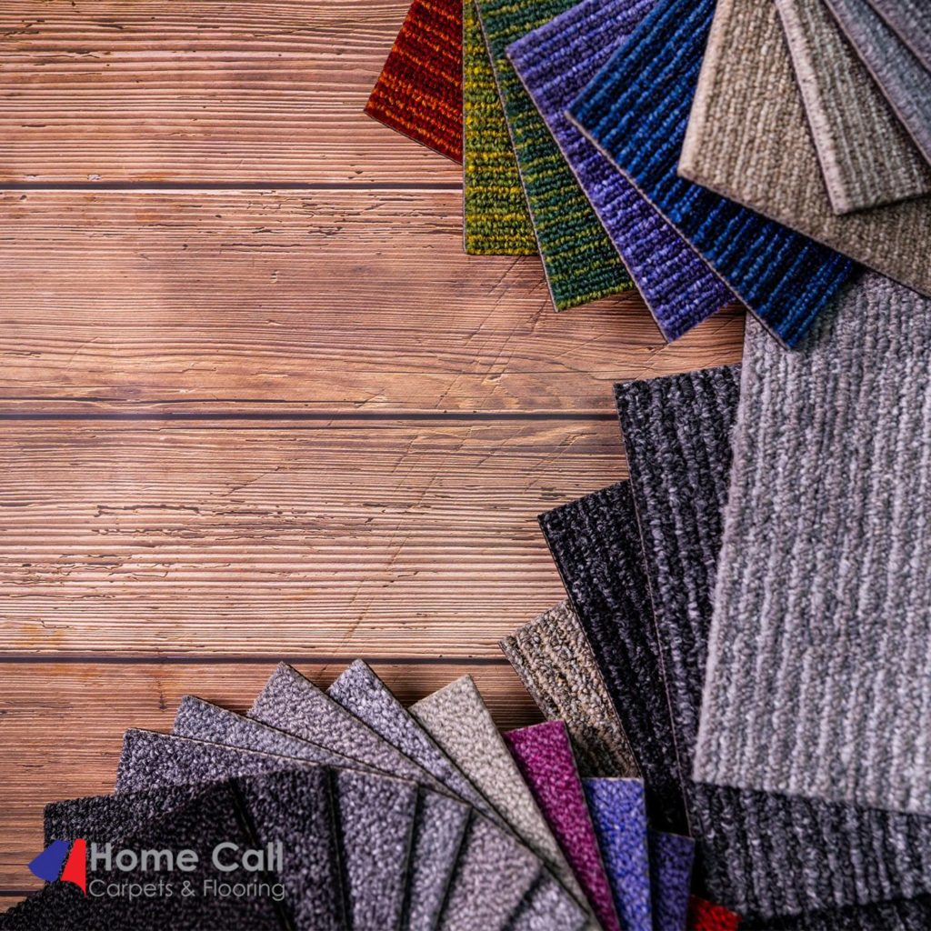 Carpets at home in Herts and Beds