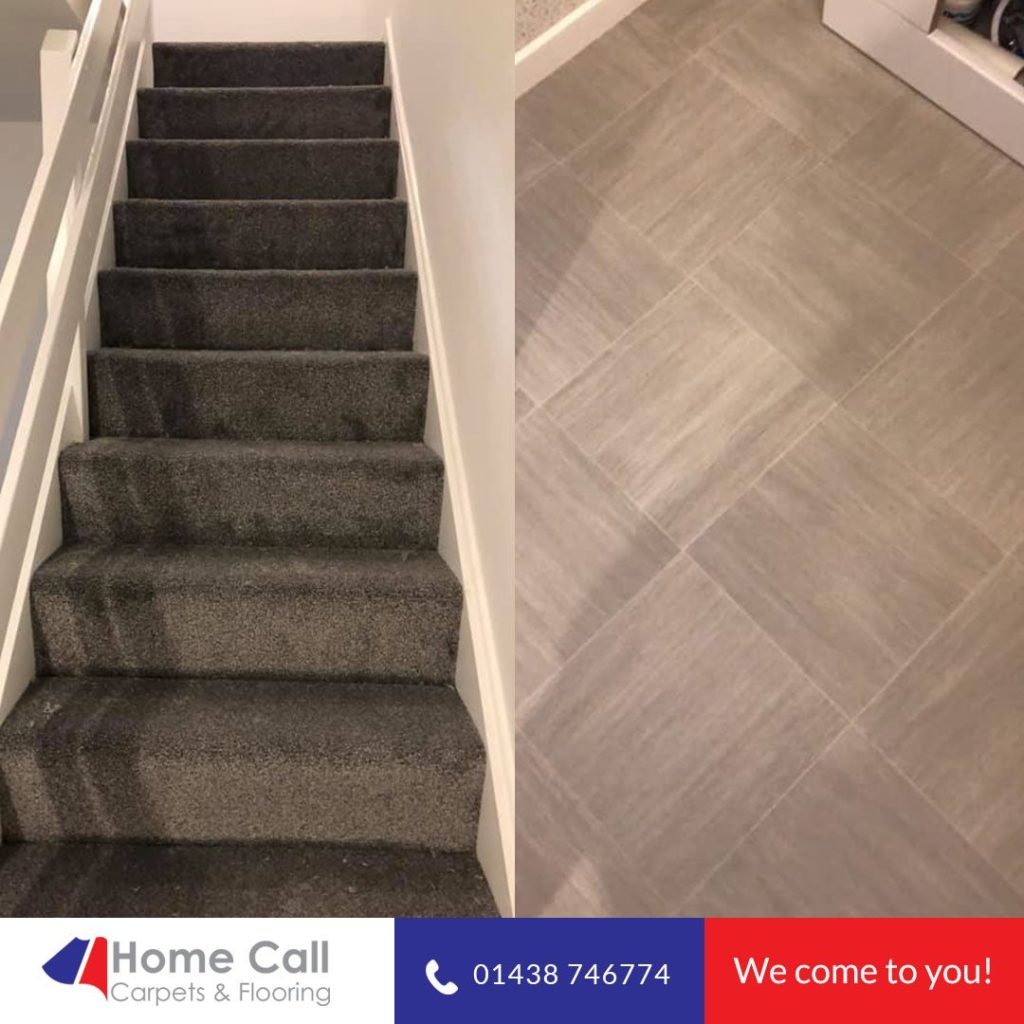 Flooring and carpets in the home countries
