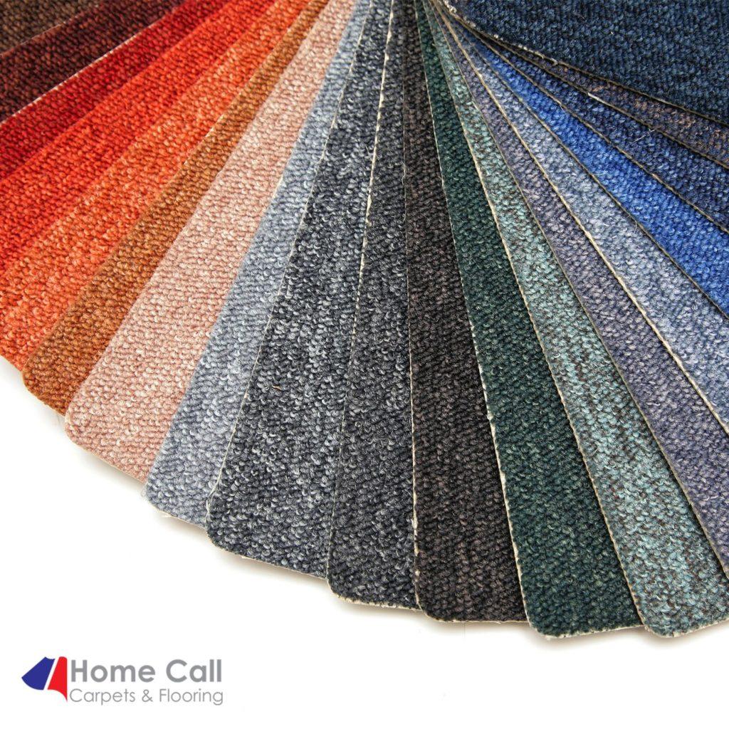 Pantones of carpets in Herts
